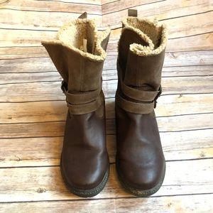 American Eagle Ankle Leather Boots Women 11